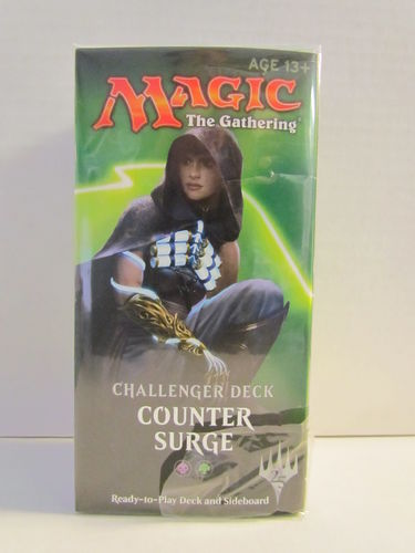 Magic the Gathering 2018 Challenger Deck COUNTER SURGE
