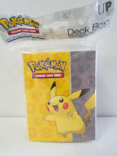 Ultra Pro Deck Box Pokemon PIKACHU