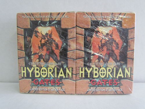 Hyborian Gates Trading Card Game Starter Pack
