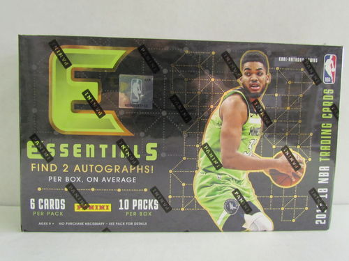 2018/18 Panini Essentials Basketball Hobby Box