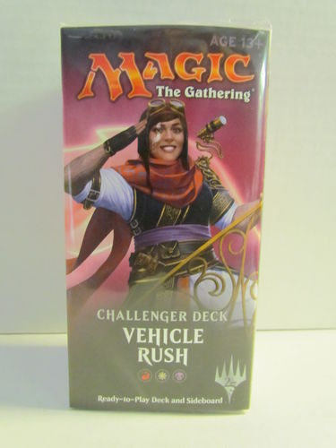 Magic the Gathering 2018 Challenger Deck VEHICLE RUSH