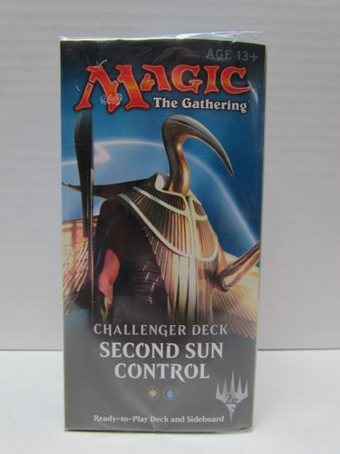 Magic the Gathering 2018 Challenger Deck SECOND SUN CONTROL