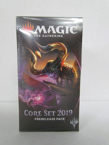 Magic the Gathering 2019 Core Set Prerelease Pack