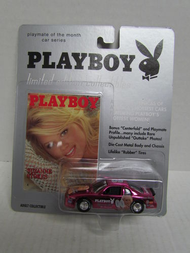 Playboy Playmate of the Month Diecast Car Series SUZANNE STOKES