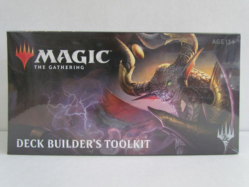 Magic the Gathering 2019 Core Set Deck Builder's Toolkit