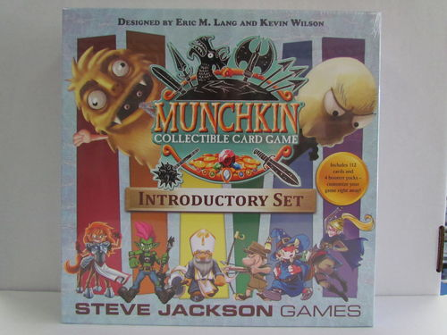 Munchkin Collectible Card Game Season 1 Introductory Set