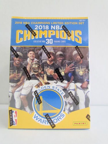 2017/18 Panini NBA Champions Set GOLDEN STATE WARRIORS
