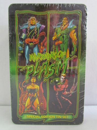 River Group Defiant WARRIORS OF PLASM Special Edition Tin