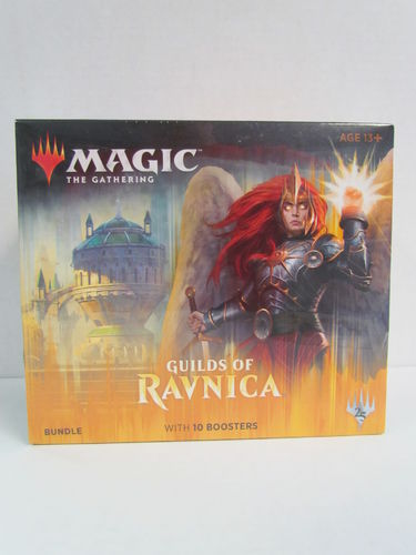 Magic the Gathering Guilds of Ravnica Bundle (Fat Pack)