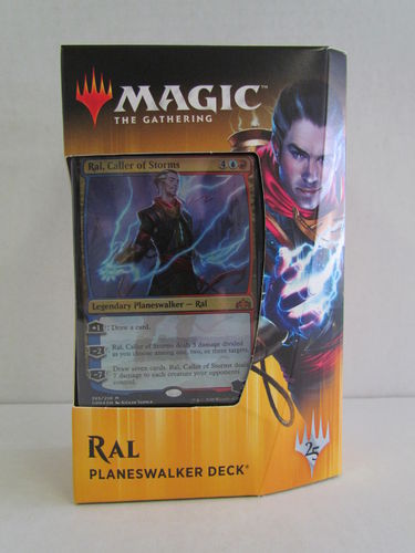 Magic the Gathering Guilds of Ravnica Planeswalker Deck RAL