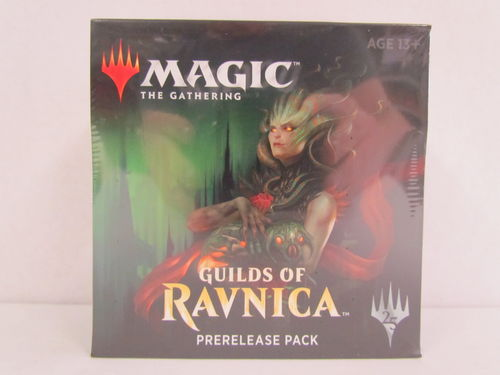 Magic the Gathering Guilds of Ravnica Prerelease Pack GOLGARI