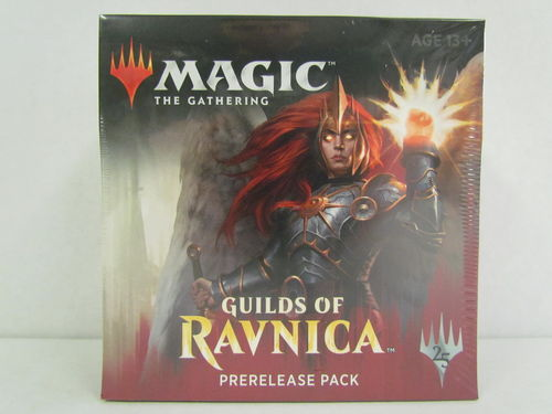 Magic the Gathering Guilds of Ravnica Prerelease Pack BOROS