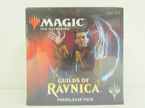 Magic the Gathering Guilds of Ravnica Prerelease Pack IZZET