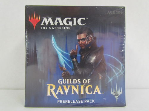 Magic the Gathering Guilds of Ravnica Prerelease Pack DIMIR