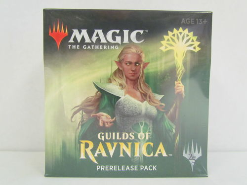 Magic the Gathering Guilds of Ravnica Prerelease Pack SELESNYA