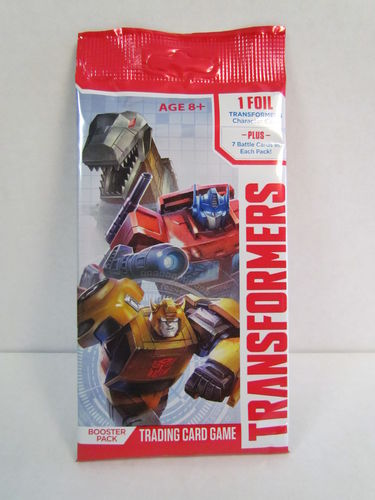 Wizards of the Coast Transformers Booster Pack