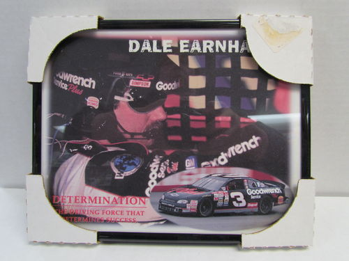 1998 Dale Earnhardt Picture Frame - Determination