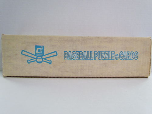 1983 Donruss Baseball Factory Set