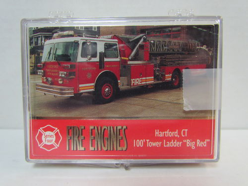 Bon Air FIRE ENGINES Series 3 Complete Set