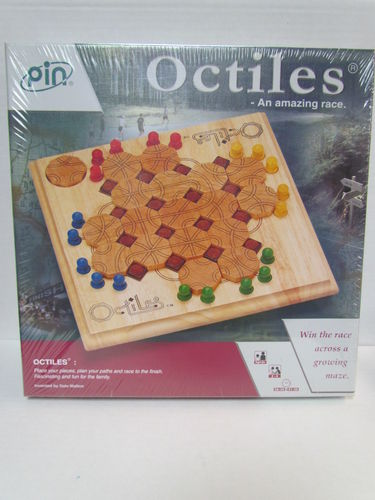 Octiles An Amazing Race Board Game