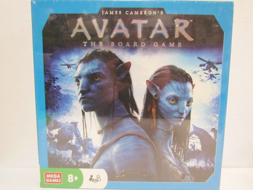 Mega Games AVATAR The Board Game