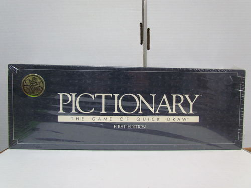 Pictionary First Edition Game