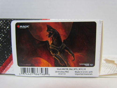 Magic the Gathering Play Mat Core 2019 #4