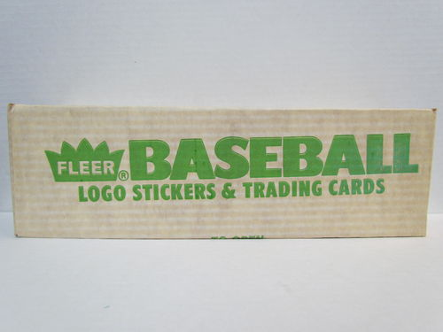 1988 Fleer Baseball Factory Set