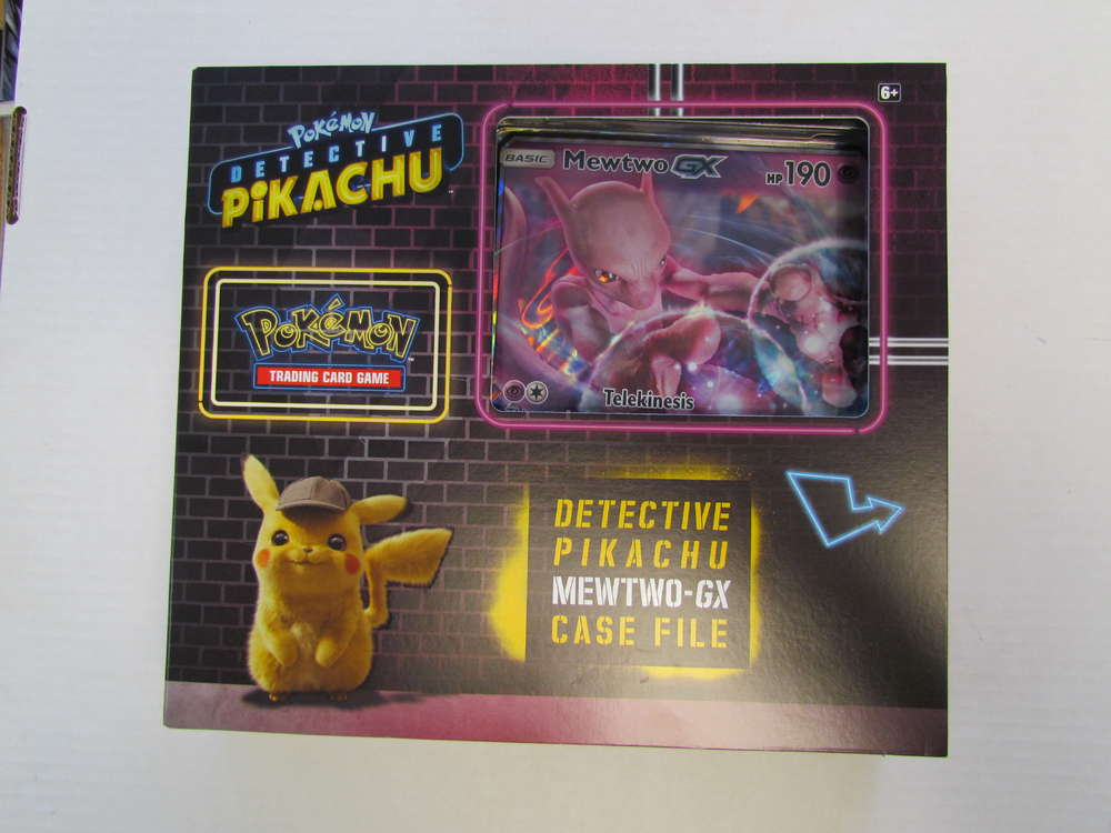 detective pikachu mewtwo box