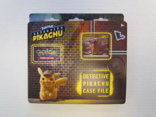 Pokemon Detective Pikachu Special Case File Blister