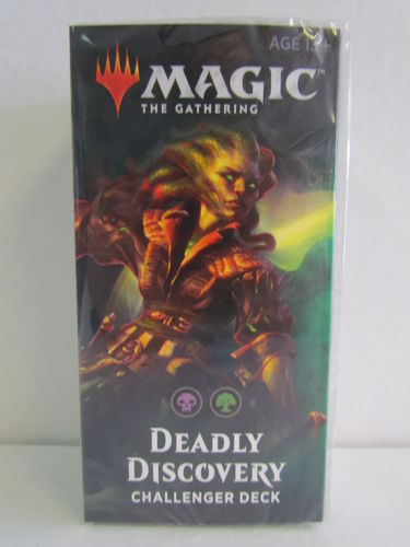 Magic the Gathering 2019 Challenger Deck DEADLY DISCOVERY