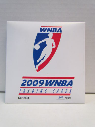 2009 Rittenhouse WNBA Series 3 All Stars Set