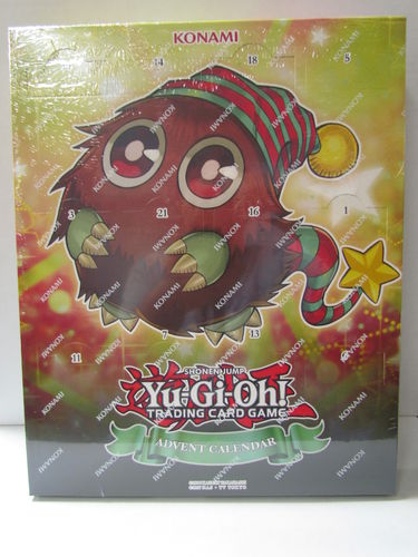 YuGiOh 2019 Advent Calendar