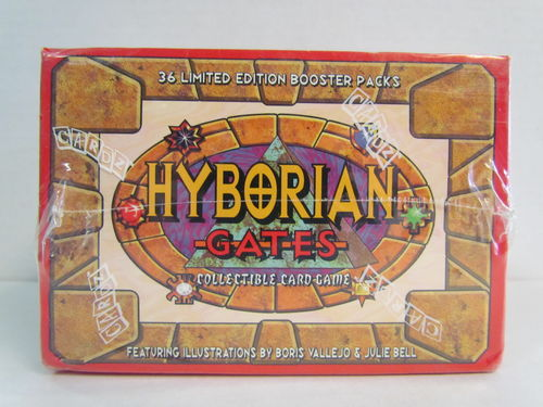 Hyborian Gates Trading Card Game Booster Box