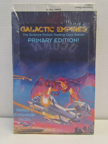 Companion Games Galactic Empires Primary Edition Series II Expansion Box