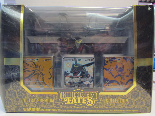 Pokemon Hidden Fates Ultra Premium Collection Box