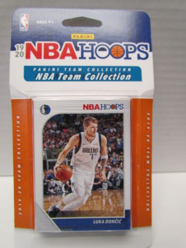 2019/20 Panini Hoops Basketball Team Set DALLAS MAVERICKS