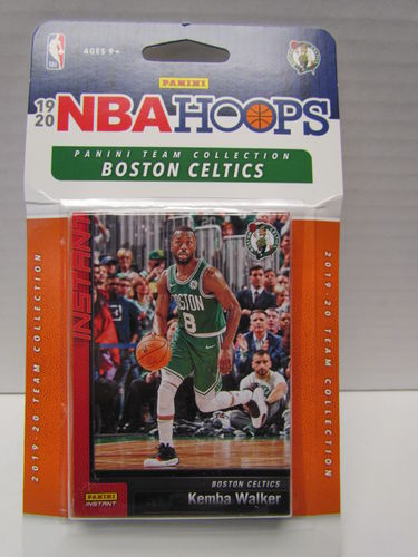 2019/20 Panini Hoops Basketball Team Set BOSTON CELTICS