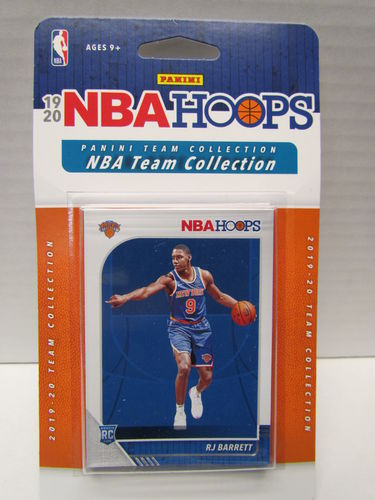 2019/20 Panini Hoops Basketball Team Set NEW YORK KNICKS