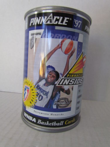 1997 Pinnacle Inside WNBA Can BRIDGETTE GORDON