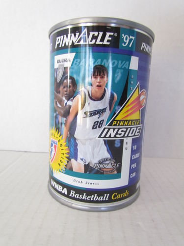 1997 Pinnacle Inside WNBA Can ELENA BARANOVA