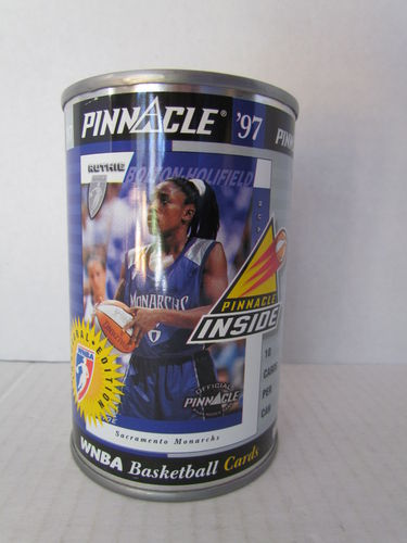 1997 Pinnacle Inside WNBA Can RUTHIE BOLTON-HOLIFIELD