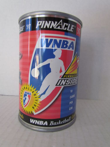 1997 Pinnacle Inside WNBA Can Teams