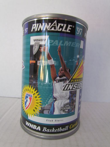 1997 Pinnacle Inside WNBA Can WENDY PALMER