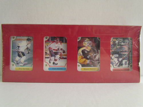 1991/92 7th Inning WHL Tomorrows Stars Today Hockey Factory Set