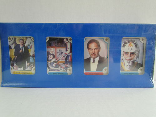 1991/92 7th Inning OHL Tomorrows Stars Today Hockey Factory Set