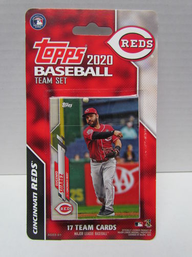2020 Topps Team Set Cincinnati Reds