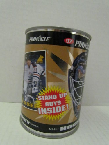 1997/98 Pinnacle Inside Hockey Large Can CURTIS JOSEPH
