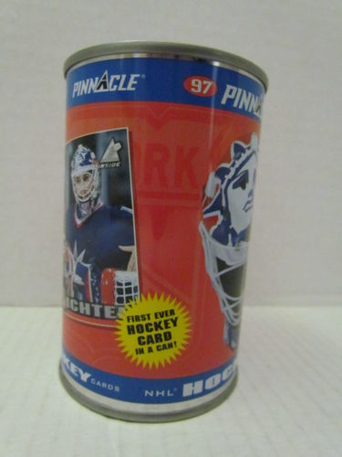 1997/98 Pinnacle Inside Hockey Can MIKE RICHTER