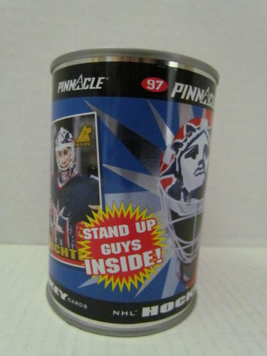 1997/98 Pinnacle Inside Hockey Large Can MIKE RICHTER